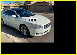 2009 Nissan Maxima only$1200 for Sale in Frederick, MD