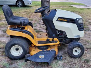 "46"" Cub Cadet 22hp Riding Lawn amower for Sale in Mineola, TX"