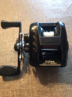 Daiwa MA10G Reel for Sale in Park Rapids, MN