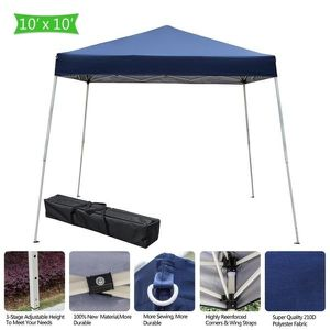 Brand New 3 x 3M 10X10 Wedding Party Tent Folding Gazebo Canopy Shade Cater Events, High Quality Tents, And For Many Outdoor Needs for Sale in Bakersfield, CA