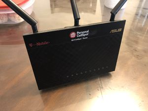 T-Mobile AC1900 Flashed to RT-AC86U with AiMesh Wireless Router for Sale in West Covina, CA