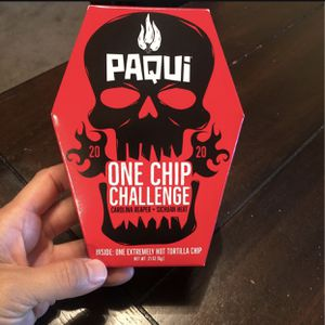 Paqui One Chip Challenge for Sale in Castro Valley, CA