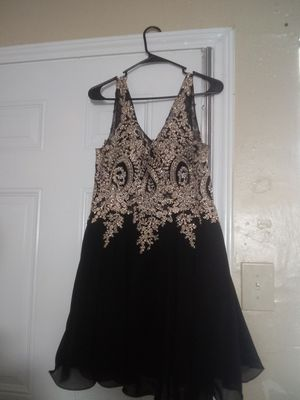 Black party dress for Sale in Houston, TX