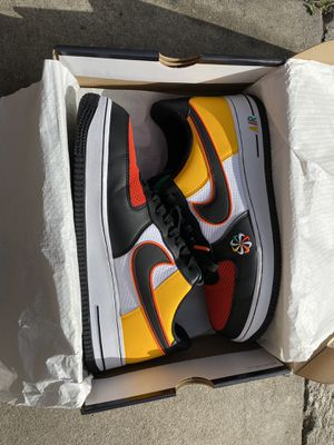 "Nike Air Force 1s Low ""Sunburst"" for Sale in East Los Angeles, CA"