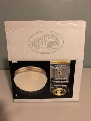 Hampton Bay Light Fixture for Sale in Pittsburgh, PA