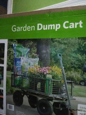 New Garden Dump Cart for Sale in Swatara Township, PA
