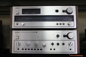 Sony amp and tuner for Sale in Littleton, CO