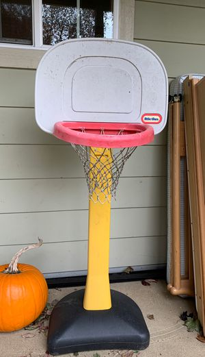 FREE Kids basketball hoop FREE for Sale in Damascus, OR