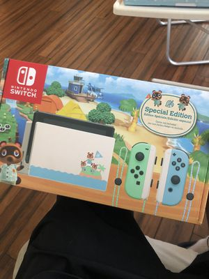 Animal crossing Nintendo switch for Sale in Lomita, CA