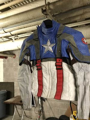Captain America leather for Sale in New York, NY