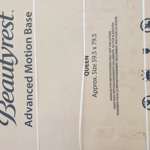 Beautyrest Advanced motion adjustable for Sale in Cleveland, OH