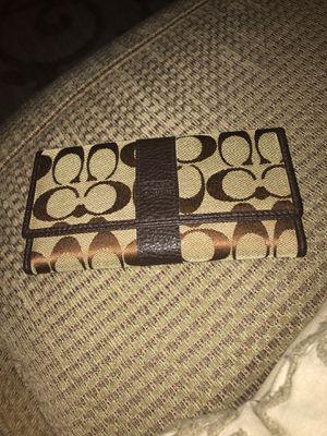 Coach women's wallet for Sale in San Jose, CA