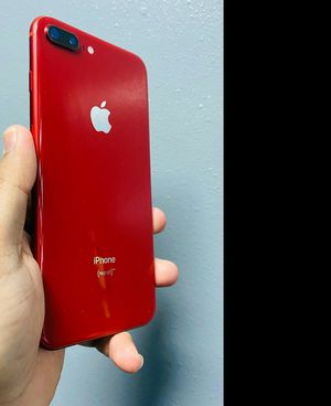 8 Plus iPhone Red Edition Unlocked (finance for $40 down, no credit needed) $389 for Sale in Carrollton, TX
