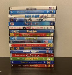 Kids Movie Bundle #3 for Sale in Port Orchard,  WA