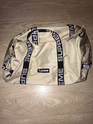 Supreme duffle for Sale in Cupertino, CA