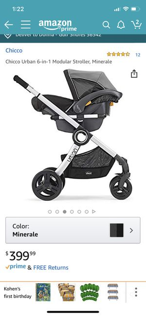 Chicco Travel System for Sale in Gulf Shores, AL