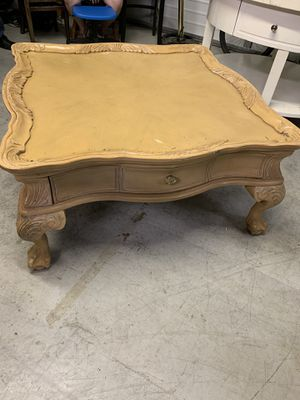 TABLE WITH DRAWERS for Sale in Snellville, GA