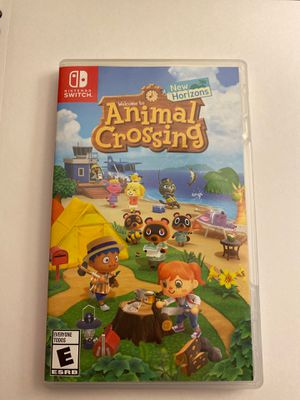 Nintendo Switch Game (Animal Crossing) for Sale in Henderson, NV