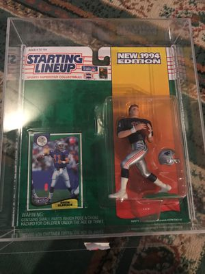Drew Bledsoe action figure for Sale in Columbus, OH
