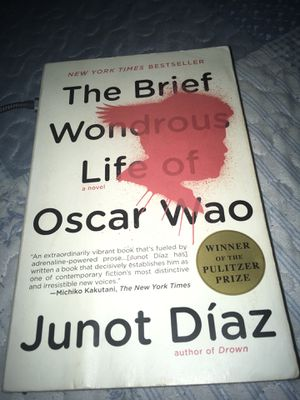 The brief wondrous life of oscar Wao for Sale in Seattle, WA