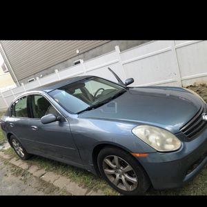 2006 Infiniti G35 for Sale in Newark, NJ