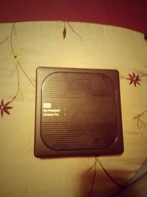WD my passport wireless pro for Sale in Columbus, OH