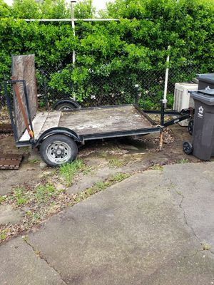 utility trailer 7' X 5' for Sale in Stockton, CA