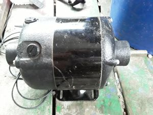 Ge 3 phase motor close to new for Sale in Tampa, FL
