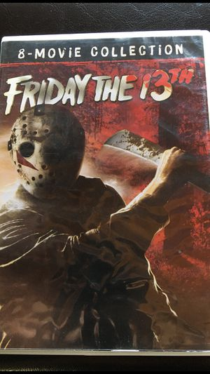 Friday The 13th (Full Collection 8 Movies) for Sale in Valencia, CA