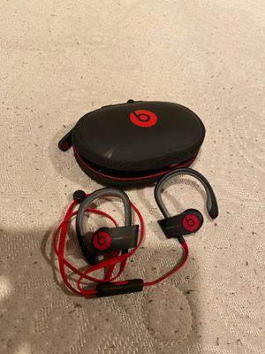 Beats Powerbeats Bluetooth Headphones for Sale in Sylmar, CA