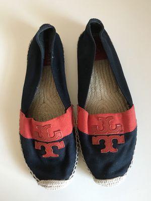 Size:10 Tory Burch Authentic Espadrilles for Sale in Arlington, VA