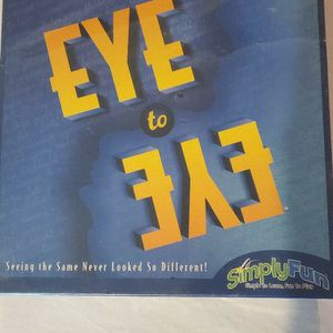 Eye To Eye Board Game Never Opened for Sale in Barberton, OH