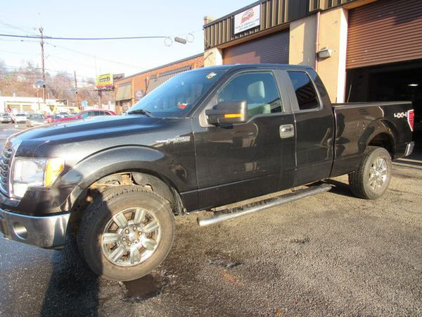 2011 Ford F150 Super Cab