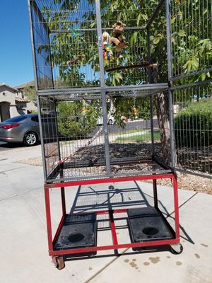 Large bird / ferret cage for Sale in Goodyear, AZ