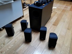 BOSE Acoustimass 15 Home Theater Speaker System in for Sale in Brooklyn, NY