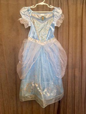 ***KIDS DISNEY PRINCESS CINDERELLA COSTUME*** for Sale in Phoenix, AZ
