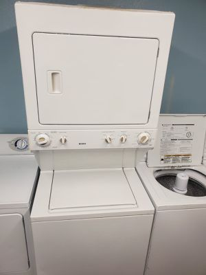 KENMORE STACKABLE WASHER AND ELECTRIC DRYER for Sale in Austin, TX