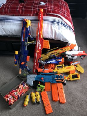 Nerf guns for Sale in Cornelius, NC