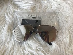 Quay Gold High Key Sunglasses for Sale in Austin, TX