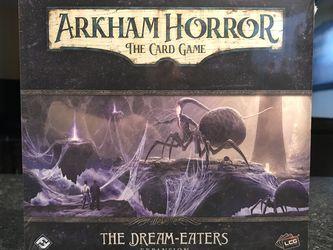 Arkham Horror LCG: The Dream-Eaters for Sale in Hoboken,  NJ