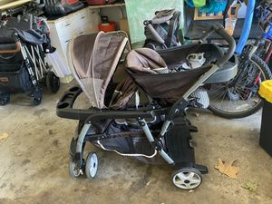 Graco double stroller for Sale in Santee, CA