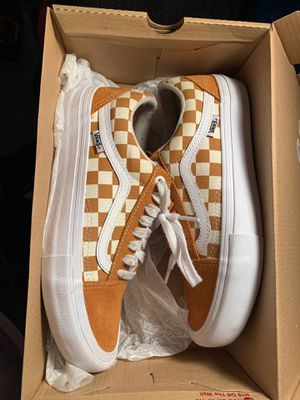 Checkered board vans for Sale in Bellwood, IL