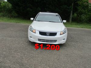 For sale ² ⁰ ⁰ ⁸ Honda Accord EXL.Great Shape for Sale in Carrollton, TX