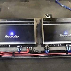 New Amplifier 4 gauge wiring kits for Sale in Sanger, CA