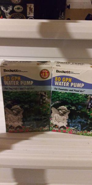 Fountain Pumps for Sale in Hampton, VA