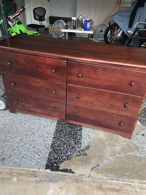 Dresser solid wood for Sale in Port St. Lucie, FL