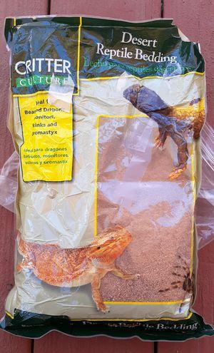 Critter Culture Desert Reptile Bedding - Crushed Walnut Shells for Sale in Hemet, CA