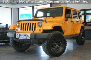 2012 Jeep Wrangler Unlimited for Sale in Lynnwood, WA