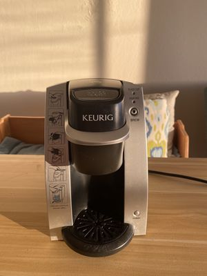 Keurig single cup coffee maker k130 for Sale in San Francisco, CA