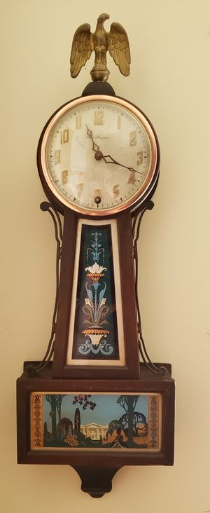 Antique New Haven Banjo Clock. for Sale in Ridley Park, PA